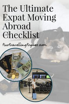Do you ever dream of moving abroad? And just dont know where to start. Here is our moving abroad checklist to help you prepare for your big move. Working Holiday Visa, Working Holidays, Moving Checklist, Travel Checklist, Travel Tips, O Euro, Moving To Scotland, Learn Another Language, Moving Overseas