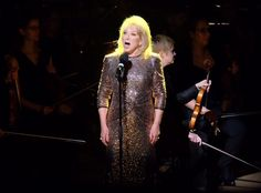 Elaine Paige at The Oliviers in Concert review at Royal Festival Hall, London – 'terrific'