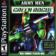 Today in gaming history  On April 11, 2001,  Army Men: Green Rogue on PlayStation   Game On!  Video Game Depot  http://videogamedepotalaska.net/used-army-men-green-rogue-ps1/?utm_content=kuku.io&utm_medium=social&utm_source=twitter.com&utm_campaign=kuku.io