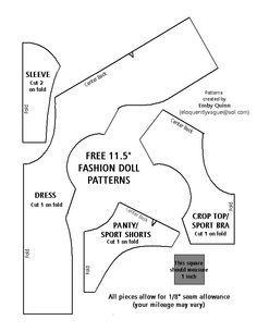 Free Pattern - Page 2 of 2