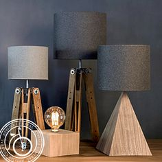 Lamparas de estilos únicos en la tienda online de Atelier Central | Muebles contemporáneos. #lamparas #estilos #interior #decorar