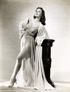 Elaine Stewart - MGM 1950's