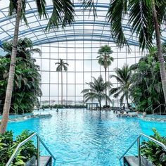 Inside the largest thermal wellness center in Europe