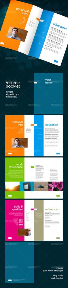resume. This might be great for a job fair or other event where you hand out your resume in person. For online applications this wouldn't work -but I wish!