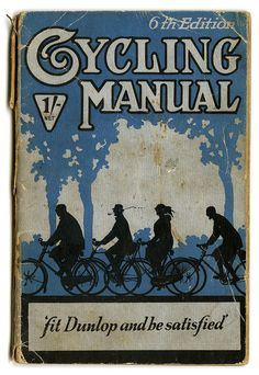 Cycling Manual by zombikombi1959, via Flickr