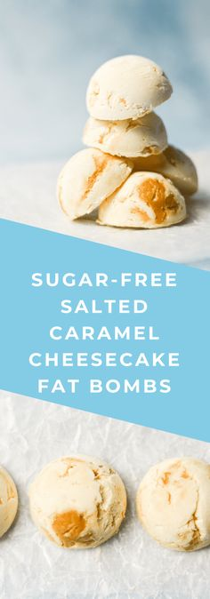 Keto diet - These salted caramel cheesecake fat bombs are the perfect treat if you want to have your cheesecake and eat it too! carbs per fat bomb. Keto Fat, Lchf, Vegan Keto, Vegetarian Keto, Paleo Diet, Low Carb Desserts, Dessert Recipes, Dinner Recipes, Kitchens