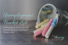 When I decided to go live with my blog a month ahead of schedule, I had pre-written a month worth of posts. I wanted to share with you the strategies I was implementing to make our life keep working when I no longer was. Apparently… life had other plans for me because every single post… Read More Unemployment Bucket List