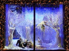 A Crystal Christmas, ispirazione di Swarovski Elements perHarrods1
