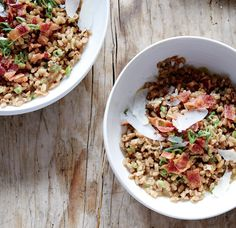Toast Is So Last Week. You Should Be Making Stir-Fried Grain Bowls for Breakfast photo