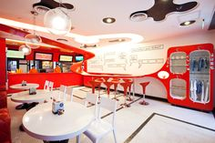 The Funky Chicken, Sinan Mansions, Shanghai