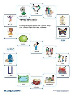 Sala de Recursos: Atividades consciência fonológica