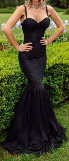 Spaghetti Straps Evening Dress, Prom Dress - http://www.luulla.com/product/486363/hg459-evening-dress-mermaid-evening-dress-lace-evening-dress-spaghetti-straps-evening-dress-sexy-evening-dress-women-dress