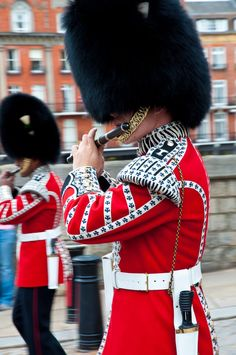Changing of the Guard, Windsor, England.