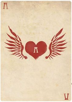 Image result for ace of hearts tattoo