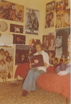 The proove! I was an Osmond fan