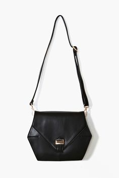 Abbey Crossbody Bag - Black in Sale Accessories at Nasty Gal