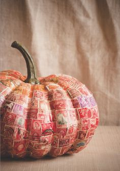 Inspirational pumpkin designs #potterybarn