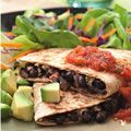 Cheap Summer Eats: Black Bean Quesadillas