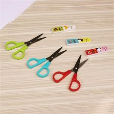 Scissors Smart Crafting Portable Scissors Paper-cutting Folding Safety Scissors Mini Stationery Scissors Office And School Hand Cut Supplies Regular Tea Drinking Improves Your Health