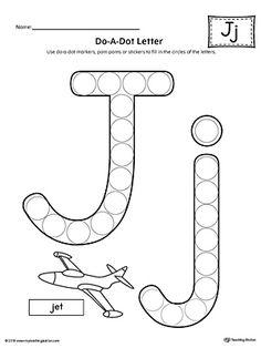 66 Best Letter J Activities images in 2019 | Preschool alphabet