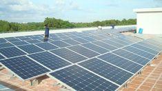 Sự hữu ích của điện mặt trời trên mái trong cuộc sống