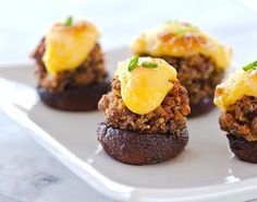 Stuffed Mushroom Recipes That Win The Prize For Best Holiday Appetizer   HuffPost