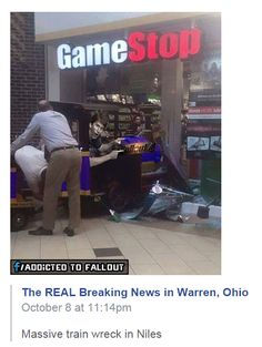 Looks like the Fallout 4 hype reached Ohio as well  fallout fallout 4 fallout hype hype ohio