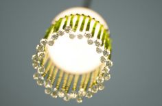 Swarovsky Crystal Lamp