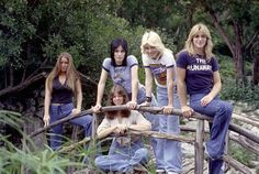 The Runaways - 1977 Japan Tour