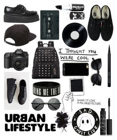 """B L A C K #13"" by music-saved-mylife ❤ liked on Polyvore featuring adidas, MCM, ZeroUV, Vans, Sonix, Underground, Bobbi Brown Cosmetics, NARS Cosmetics and Untold"