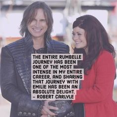 Robert Carlyle on Rumbelle Belle And Rumplestiltskin, Rumple And Belle, Rumpelstiltskin, Once Upon A Time Funny, Once Up A Time, Snowbarry, Ouat Cast, Robert Carlyle, I Want To Cry