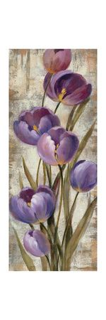 Flowers Decorative Art, Lithographs and Prints at Art.com