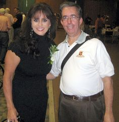 Louise mandrell wedding