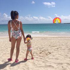 ワガコとハワイ の画像|大和田美帆オフィシャルブログ Powered by Ameba