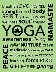#yoga Enough said