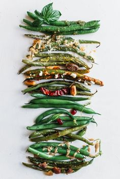 10 ways to prepare green beans. Healthy eating, vegetables, side dishes