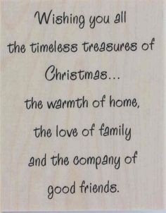 Best Ideas For Holiday Quotes Christmas Card Sentiments Holiday Quotes Christmas, Christmas Card Verses, Homemade Christmas Cards, Holiday Cards, Christmas Sayings And Quotes, Christmas Card Wording, Lines On Christmas, Christmas Inspirational Quotes, Christmas Greetings For Friends