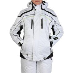 Ana Purna by Geographical Norway - Giubbotto donna - 100% poliestere Giubbotto con cappuccio staccabile - chiusura con zip - 5 tasche esterne - 2 tasche interne - lavare a 30 - giacca da sci - Ghetta antineve elastica interna
