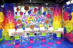 日本テレビ「PON!」新トークセットデザイン 3年前から番組セットのデザインを担当している「PON!」がリニューアル。 メインセットに続いてトークセットも更新しました。 http://www.ntv.co.jp/pon/