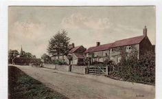 1913 Aston (near Faringdon) postcard.   eBay