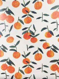 Clementines Wallpaper
