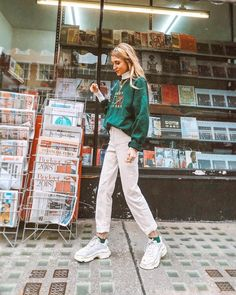 """Olivia Frost on Instagram  """"Welcome to my lil world 👋🏻🍁 also I promise  the matching socks to sweater situ was not planed 🙈 1 or 2 you  decideee ...."""" 427cd23f164"""