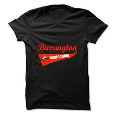 BARRINGTON HIGH SCHOOL - #best t shirts #design tshirts. WANT => https://www.sunfrog.com/No-Category/BARRINGTON-HIGH-SCHOOL.html?60505