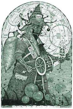 Редкие заметы немолодого идеалиста - Львовский художник Олег Денисенко