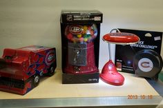 Assorted HABs Gifts. Come to Golteez and find you perfect Canadiens Gifts. http://www.golteez.com/habs-corner