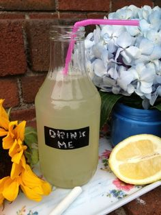 Use Chalkboard Paint - Make Personalized Drinkware