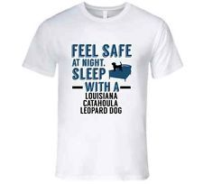Feel Safe Sleep With A Louisiana Catahoula Leopard Dog