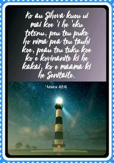 'Aisea 42:6 Book Of Isaiah