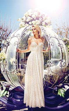 Fairy tale inspired Cinderella's Coach never looked so dreamy
