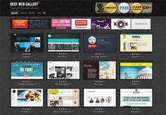Toronto-based web designer  NickLa  Best Web Gallery